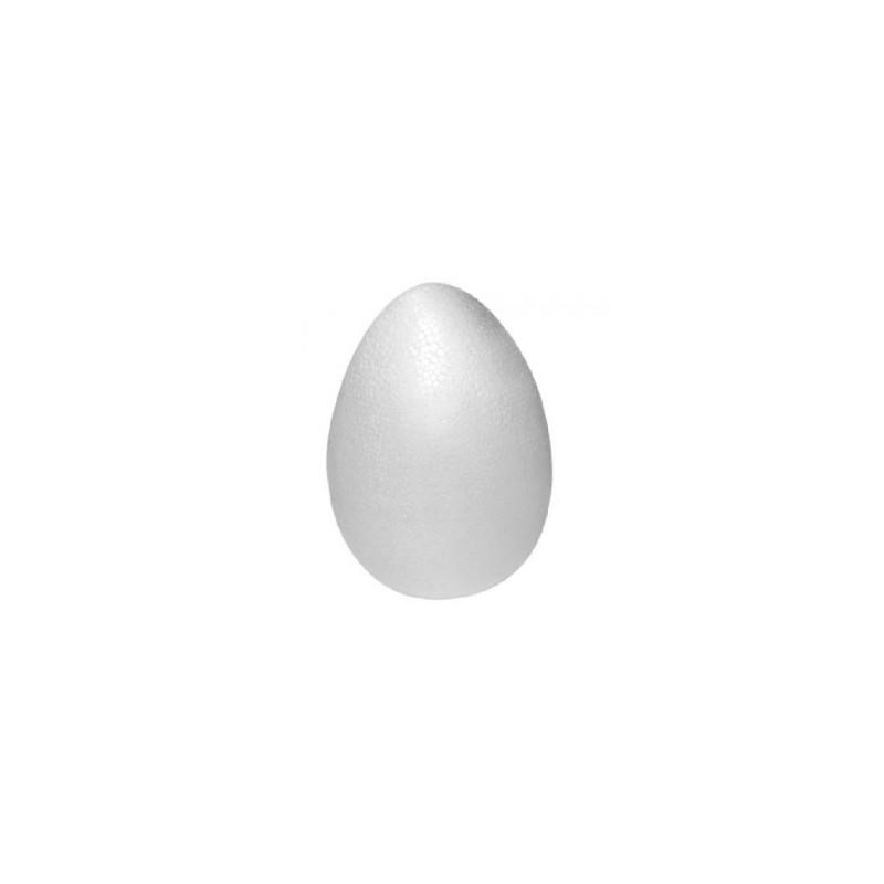 Uovo polistirolo diametro 8