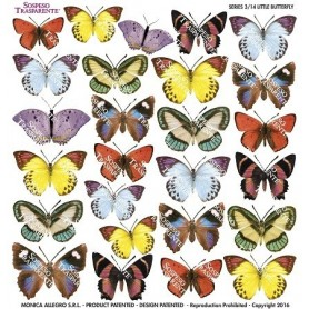 Pellicola stamp little butterfly