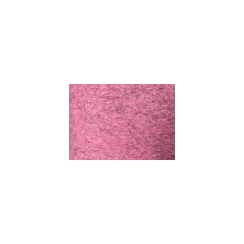 Feltro rosa melange