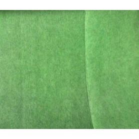 Feltro verde giada scuro melange