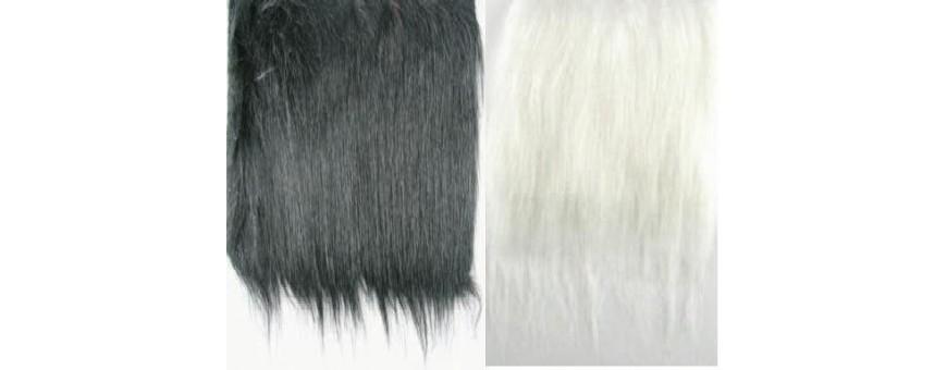 Barba per gnomi sintetica di diversi colori
