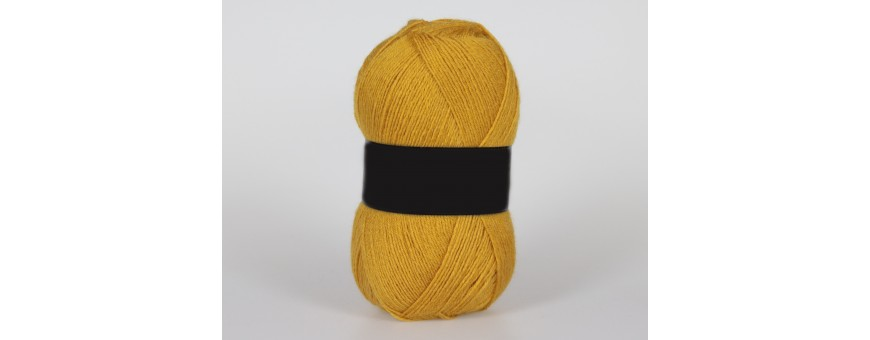 Lana MERINO ORO  filato in lana merino di altissima qualità