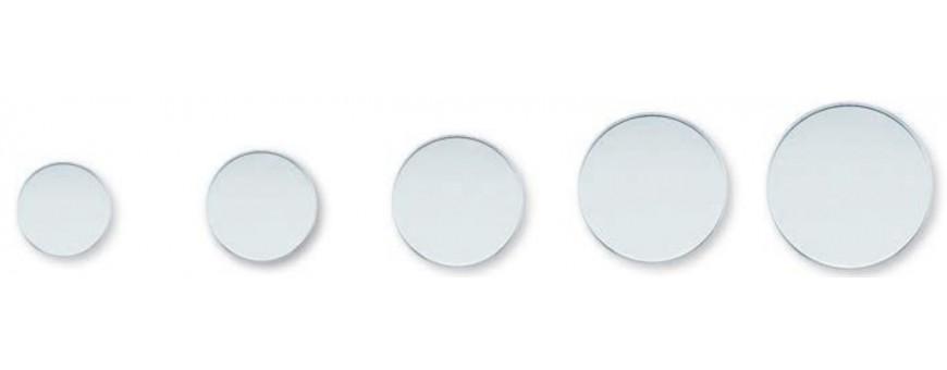 Divisori per sfere in plexiglass di diverse misure